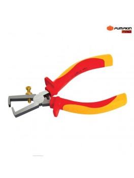 """PUMPKIN 14818 Vde Wire Stripping Pliers 6"""""""