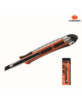 PUMPKIN 12122 Safe-Loc Heavy Duty Multi-Purpose Knife 9mm