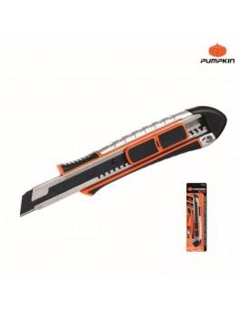 PUMPKIN 12123 Safe-Loc Heavy Duty Multi-Purpose Knife 18mm