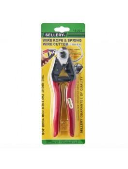 "SELLERY 15-221 Wire Cutter 7.5"""