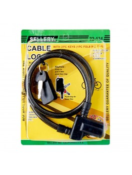 SELLERY 22-134 Cable Lock 70mm