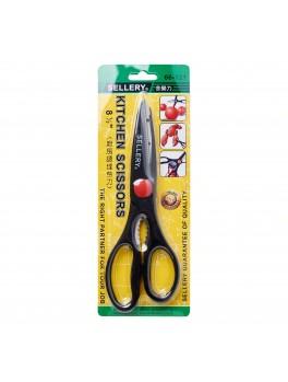 "SELLERY 66-121 Kitchen Scissors, Length: 8"""