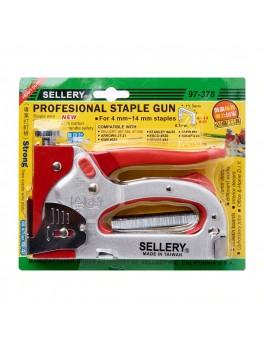 SELLERY 97-378 Professional Heavy Duty Gun Tacker