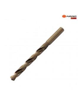"""PUMPKIN 15305 M35 Cobalt HSS Straight Shank Drill Bits - 7/64"""" (2.77mm)"""