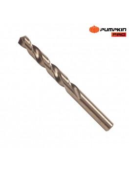 """PUMPKIN 15314 M35 Cobalt HSS Straight Shank Drill Bits - 1/4"""" (6.35mm)"""