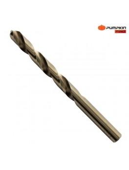 PUMPKIN 15358 M35 Cobalt HSS Straight Shank Drill Bits - 4mm
