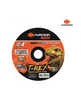PUMPKIN 23314 Flat Cut-Off Wheel 4