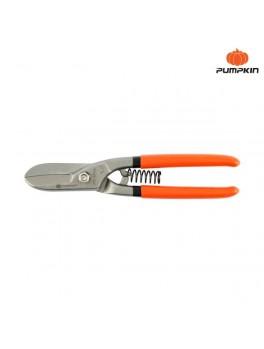 """PUMPKIN 29529 Dipped Handle Tin Snip 10"""""""