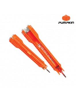 PUMPKIN 29581 8-In-1 Multi Faucet Tool