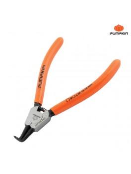 "PUMPKIN 33569 External Bent Snap Ring Pliers With Spring 5"""