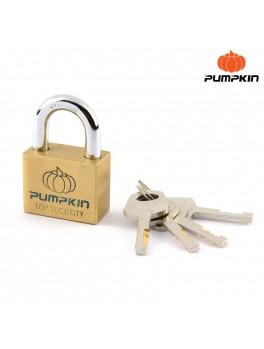 PUMPKIN 39202 Brass Padlock 40mm