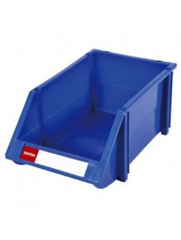 SHUTER HB-2035 Hang Bin Storage Bin, 208Wx353Dx155H (Blue)