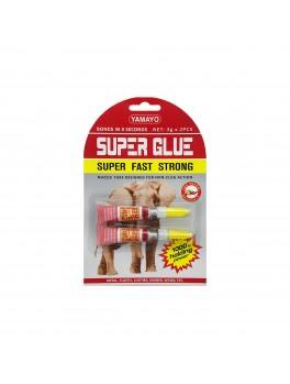YAMAYO YM-10 Super Glue 2x3g